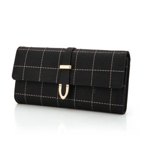 Portefeuille Alloy Fashion (noir) NHNI0371-noir's discount tags