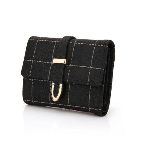 Portefeuille Alloy Korea (noir) NHNI0374-noir's discount tags