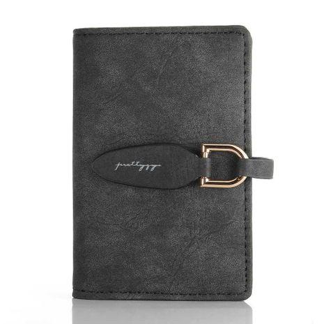 Portefeuille Alloy Korea (noir) NHNI0365-noir's discount tags