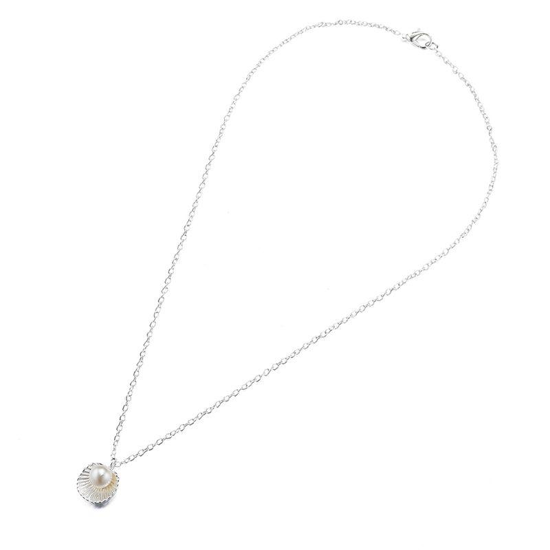 Women Chain Bib Choker Pendant Charm Statement Necklace Jewelry Fashion BKN047 NHKL8521-B