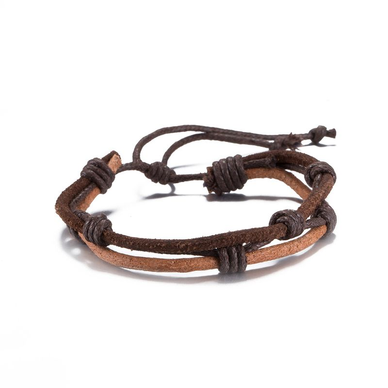 NEW Jewelry fashion Leather Cute Infinity Charm Bracelet Alloy lots Style PickD FSH034 NHKL8679