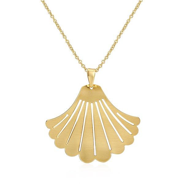 KZCN155 Fashion popular necklace NHKL11216-A