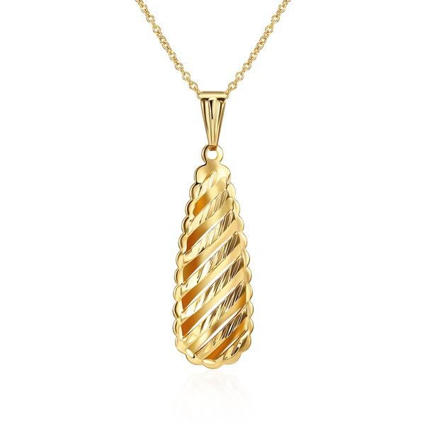 KZCN187 Fashion popular necklace NHKL11223-B