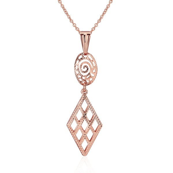 KZCN190 Fashion popular necklace NHKL11237-B