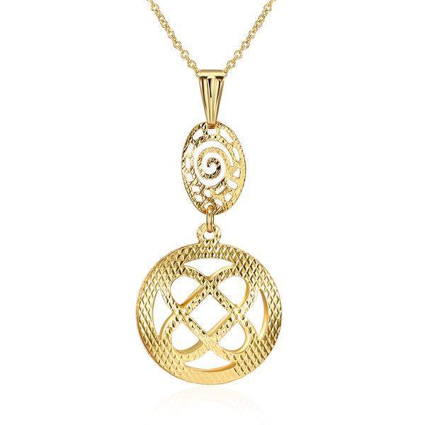 KZCN191 Fashion popular necklace NHKL11238-A