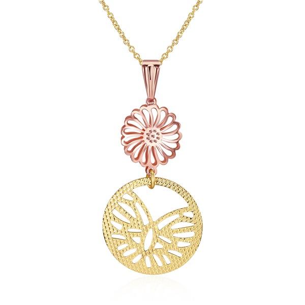 KZCN193 Fashion popular necklace NHKL11239-A