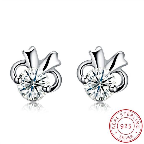 Fashion stud earrings NHKL11716