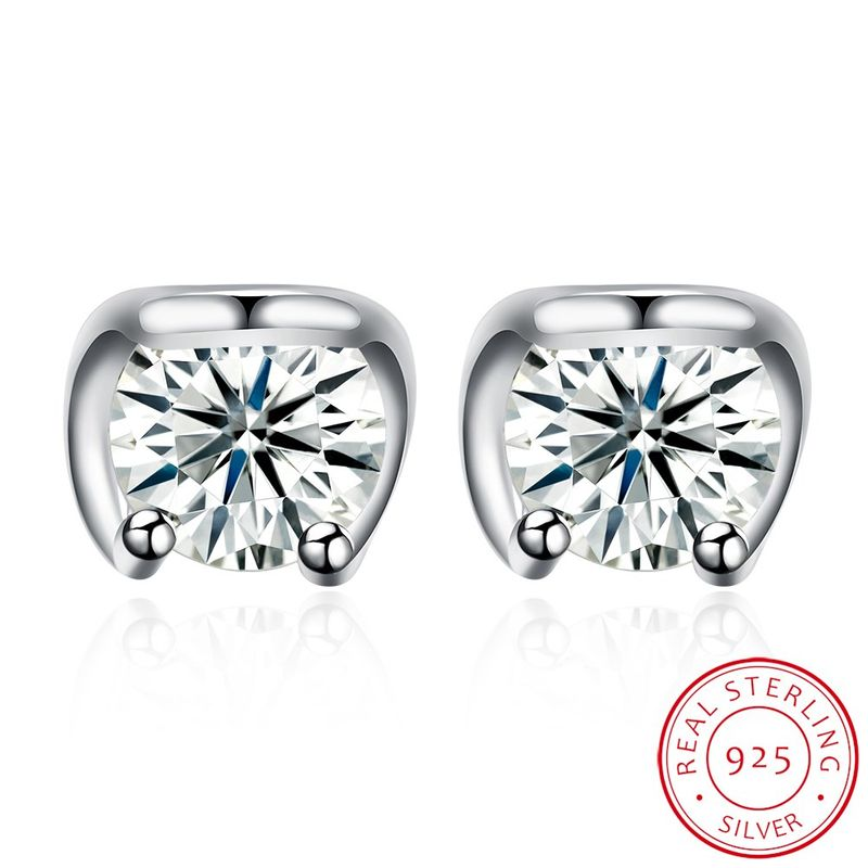 Fashion stud earrings NHKL11773