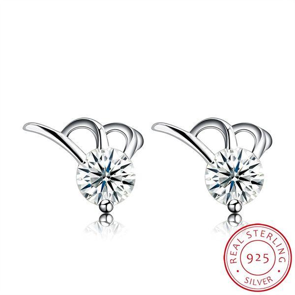 Fashion stud earrings NHKL11792