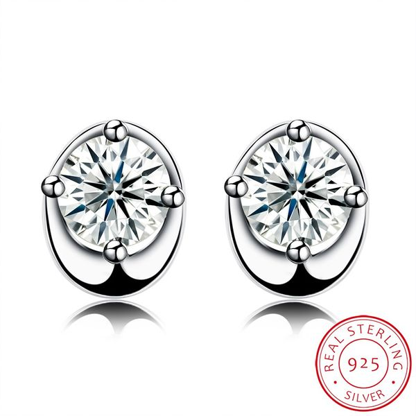 Fashion stud earrings NHKL11798