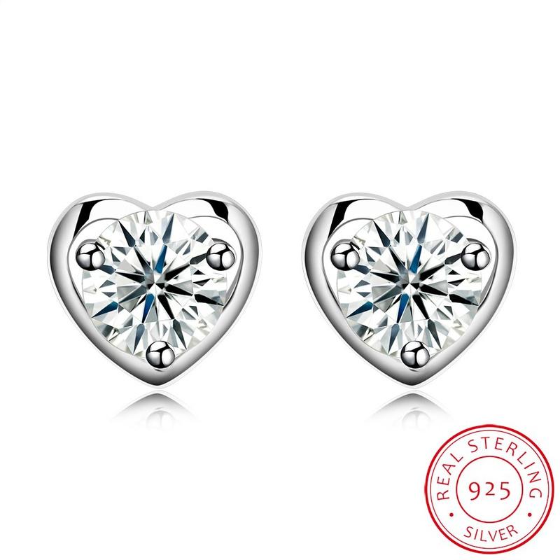 Fashion stud earrings NHKL11802