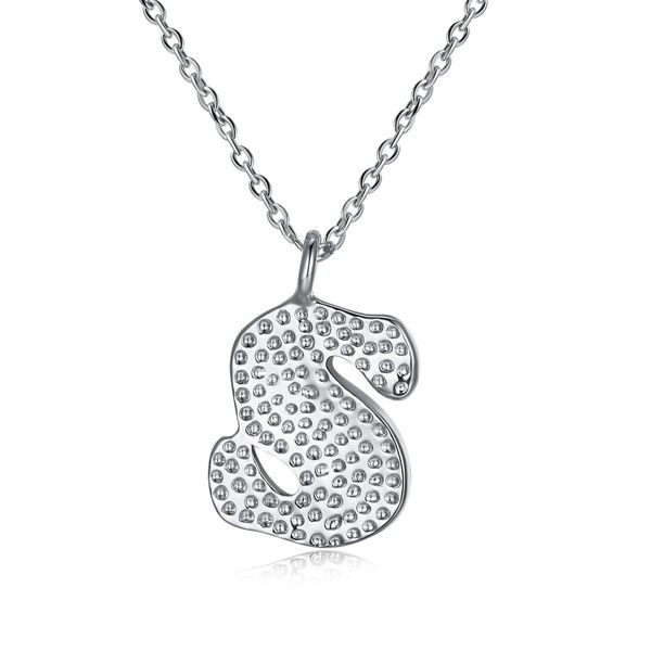 Platinum Plated  Necklaces NHKL12658-A