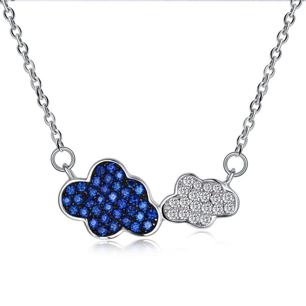 Platinum Plated  Necklaces NHKL12687