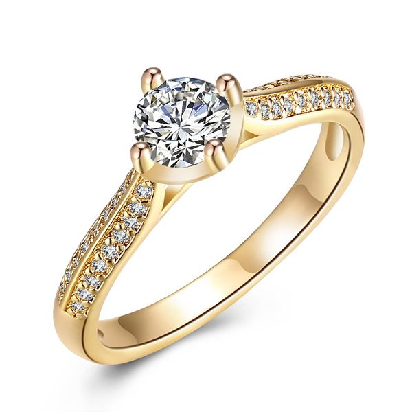Champagne Alloy  Ring NHKL12721-8