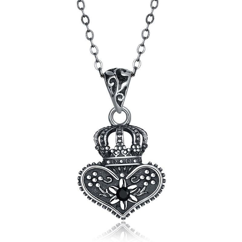 Antique Alloy  Long necklace NHKL13009