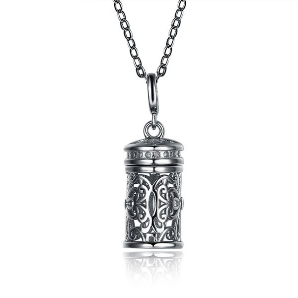 Antique Alloy  Long necklace NHKL13018