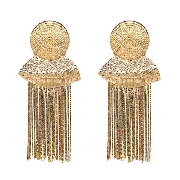 Alloy Fashion Geometric earring  (50941) NHJJ4851-50941