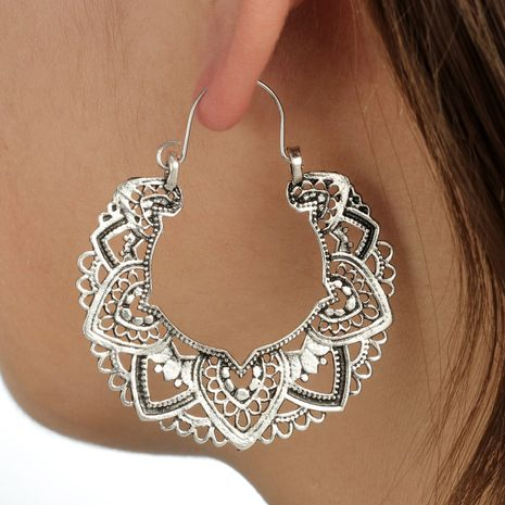 Alloy Fashion Geometric earring  (Photo Color) NHGY1871-Photo-Color's discount tags