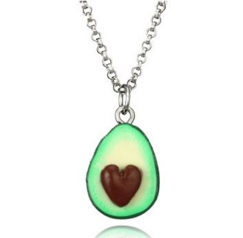 Alloy Simple Geometric necklace  (Heart-shaped nucleation) NHGY1874-Heart-shaped-nucleation's discount tags