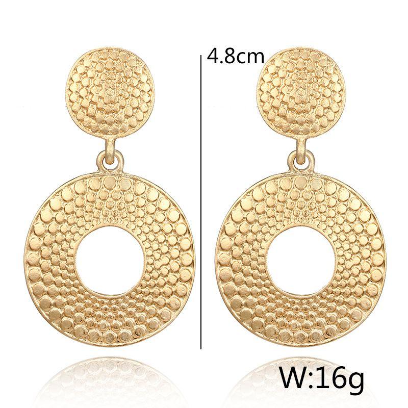 Alloy Fashion Geometric earring  Photo Color NHGY1877PhotoColor
