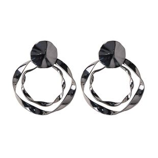 Alloy Fashion Geometric earring  (Alloy) NHJQ10354-Alloy's discount tags