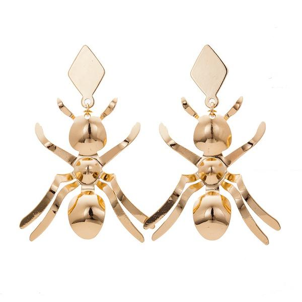 Alloy Fashion Geometric earring  (Alloy) NHTF0070-Alloy