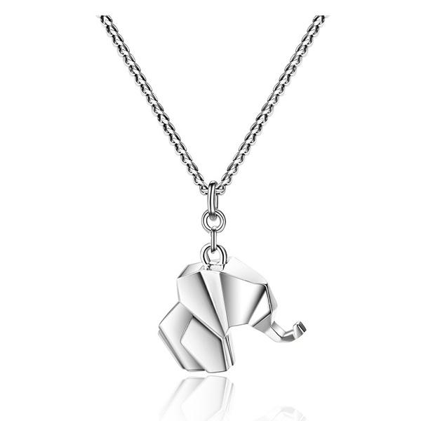 Alloy Fashion Animal necklace  (Alloy Necklace) NHTF0126-Alloy-Necklace