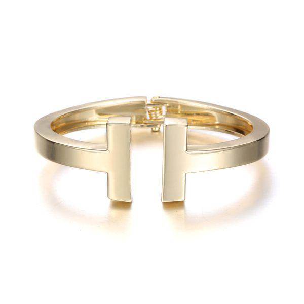 Alloy Fashion Geometric bracelet  (KC Alloy) NHTF0227-KC-Alloy