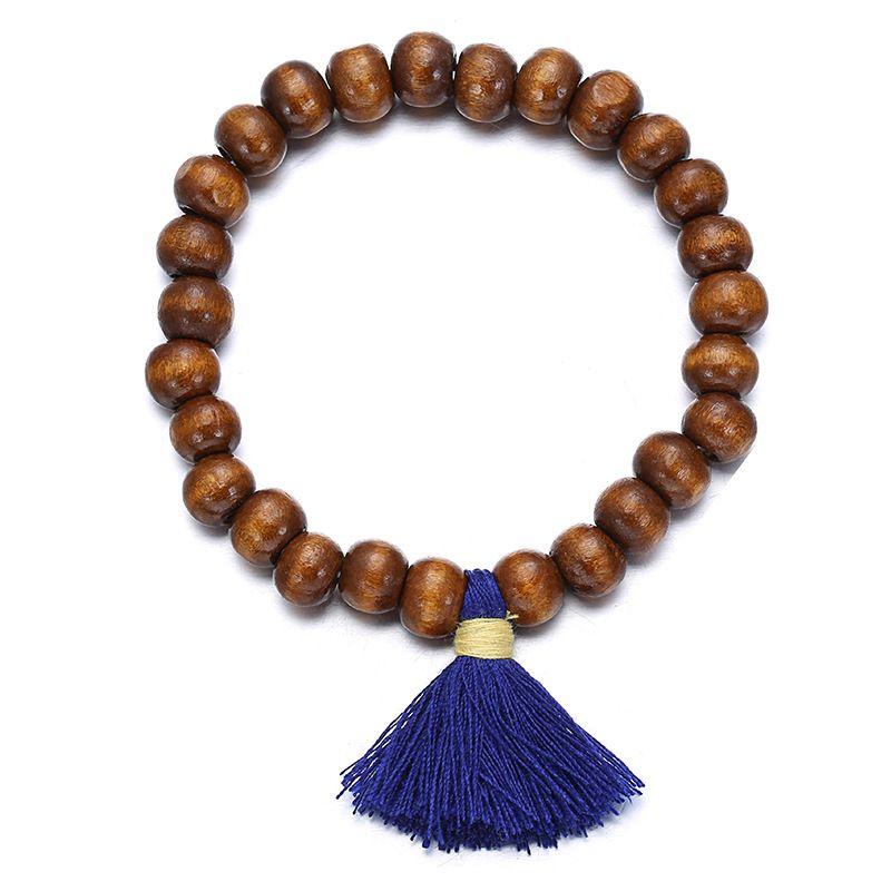 Alloy Bohemia Geometric bracelet  (Coffee color) NHTF0321-Coffee-color