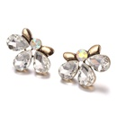 Alloy Fashion Geometric earring  Alloy + color mixing NHTF0284Alloycolormixing