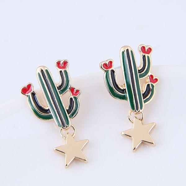 Alloy Korea earring NHNSC10175