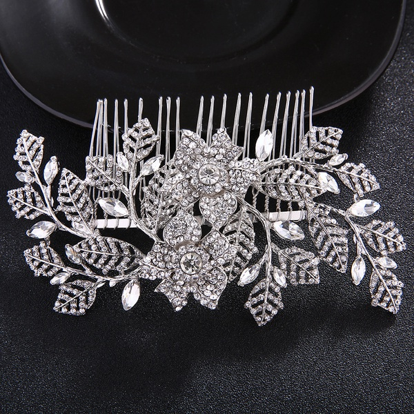 Alloy Fashion Geometric Hair accessories  (Alloy) NHHS0005-Alloy