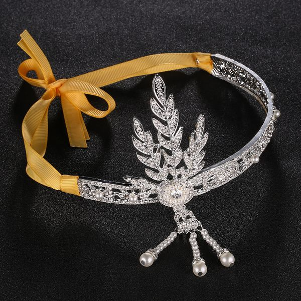 Alloy Fashion Geometric Hair accessories  (Alloy) NHHS0011-Alloy