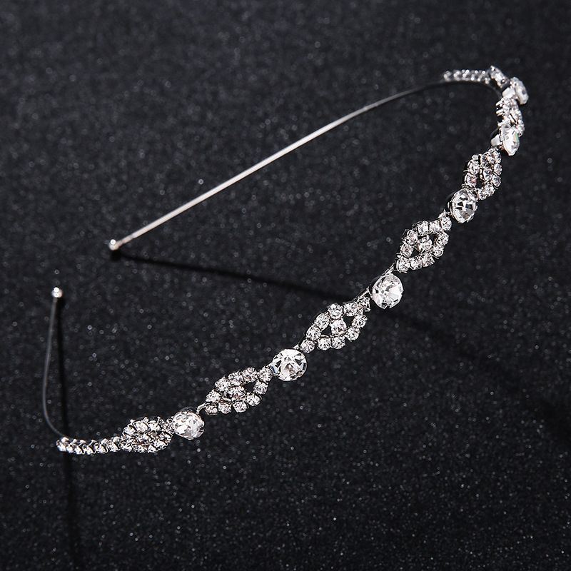 Alloy Fashion Geometric Hair accessories  (Alloy) NHHS0013-Alloy