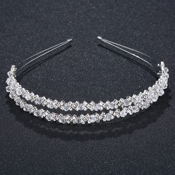Alloy Fashion Geometric Hair accessories  (Alloy) NHHS0015-Alloy