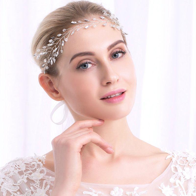 Alloy Fashion Geometric Hair accessories  (white) NHHS0017-white