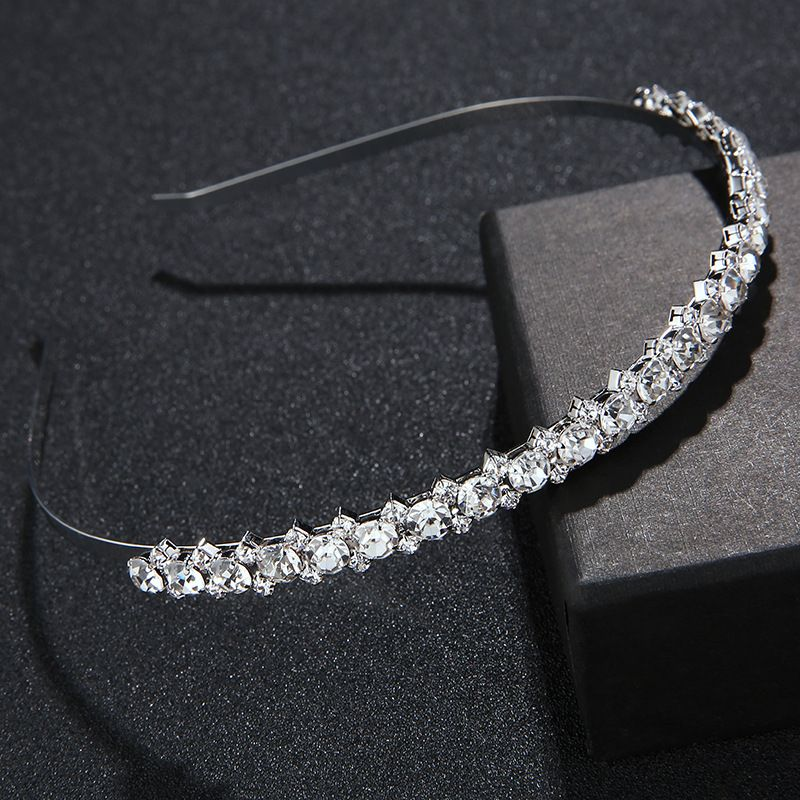 Alloy Fashion Geometric Hair accessories  (Alloy) NHHS0022-Alloy