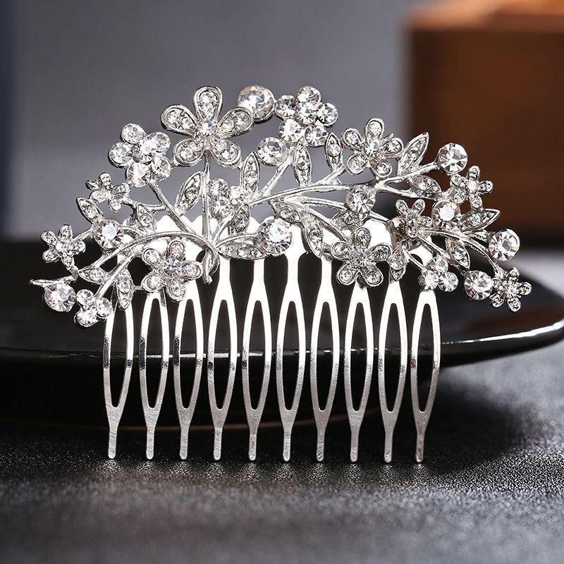 Alloy Fashion Geometric Hair accessories  (white) NHHS0025-white
