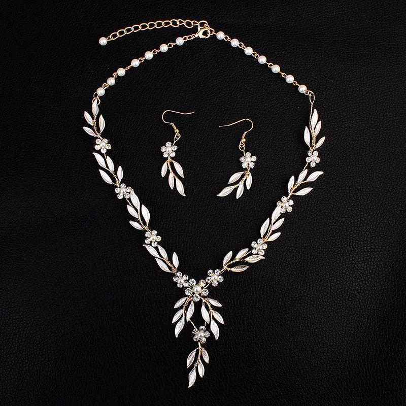 Alloy Fashion  necklace  (Alloy) NHHS0033-Alloy