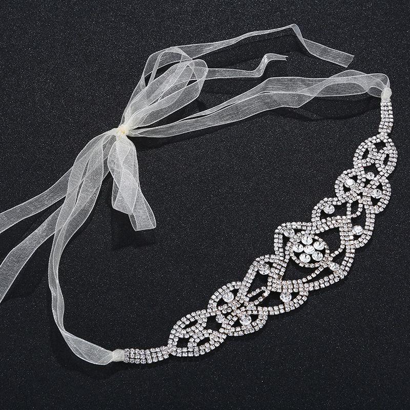 Alloy Fashion Geometric Hair accessories  (white) NHHS0037-white
