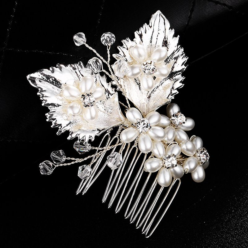 Alloy Fashion Geometric Hair accessories  (Alloy) NHHS0053-Alloy
