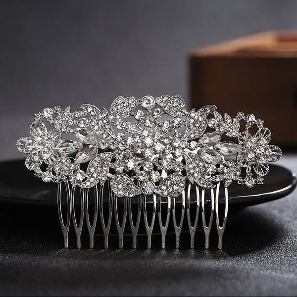 Alloy Fashion Geometric Hair accessories  (Alloy) NHHS0055-Alloy