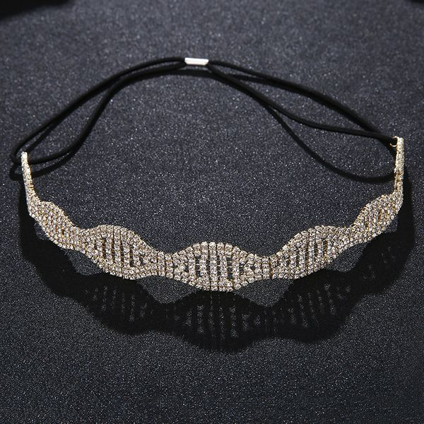 Alloy Fashion Geometric Hair accessories  (Alloy) NHHS0056-Alloy