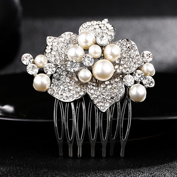 Alloy Fashion Geometric Hair accessories  (Alloy) NHHS0066-Alloy
