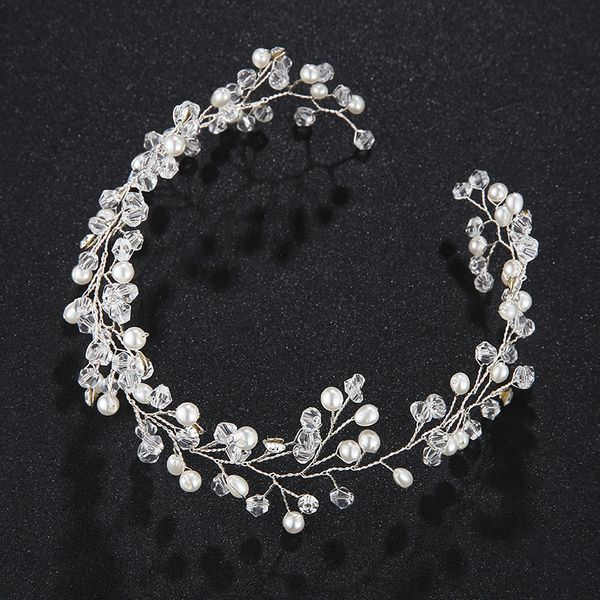 Alloy Fashion Geometric Hair accessories  (Alloy) NHHS0069-Alloy