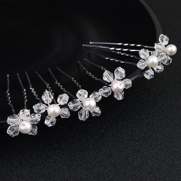 Alloy Fashion Geometric Hair accessories  (white) NHHS0080-white