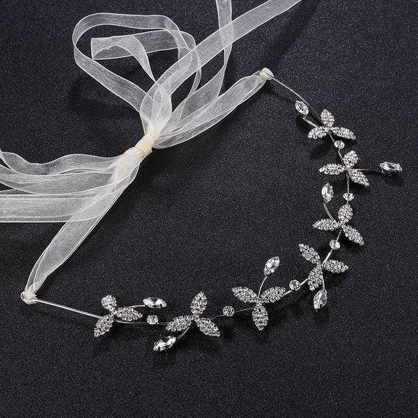Alloy Fashion Sweetheart Hair accessories  (white) NHHS0081-white