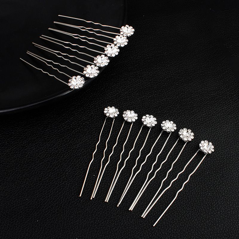 Alloy Fashion Flowers Hair accessories  Alloy NHHS0090Alloy