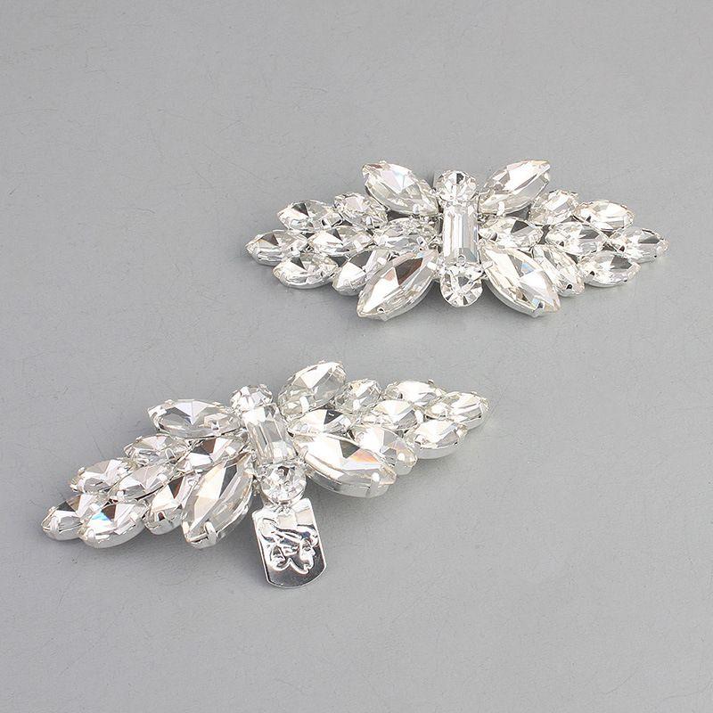 Imitated crystal&CZ Fashion  Body jewelry  (white) NHHS0095-white