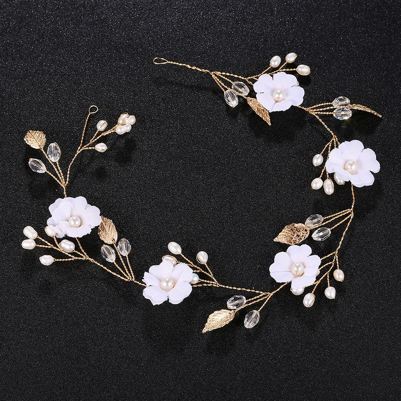 Alloy Fashion Flowers Hair accessories  Alloy NHHS0100Alloy